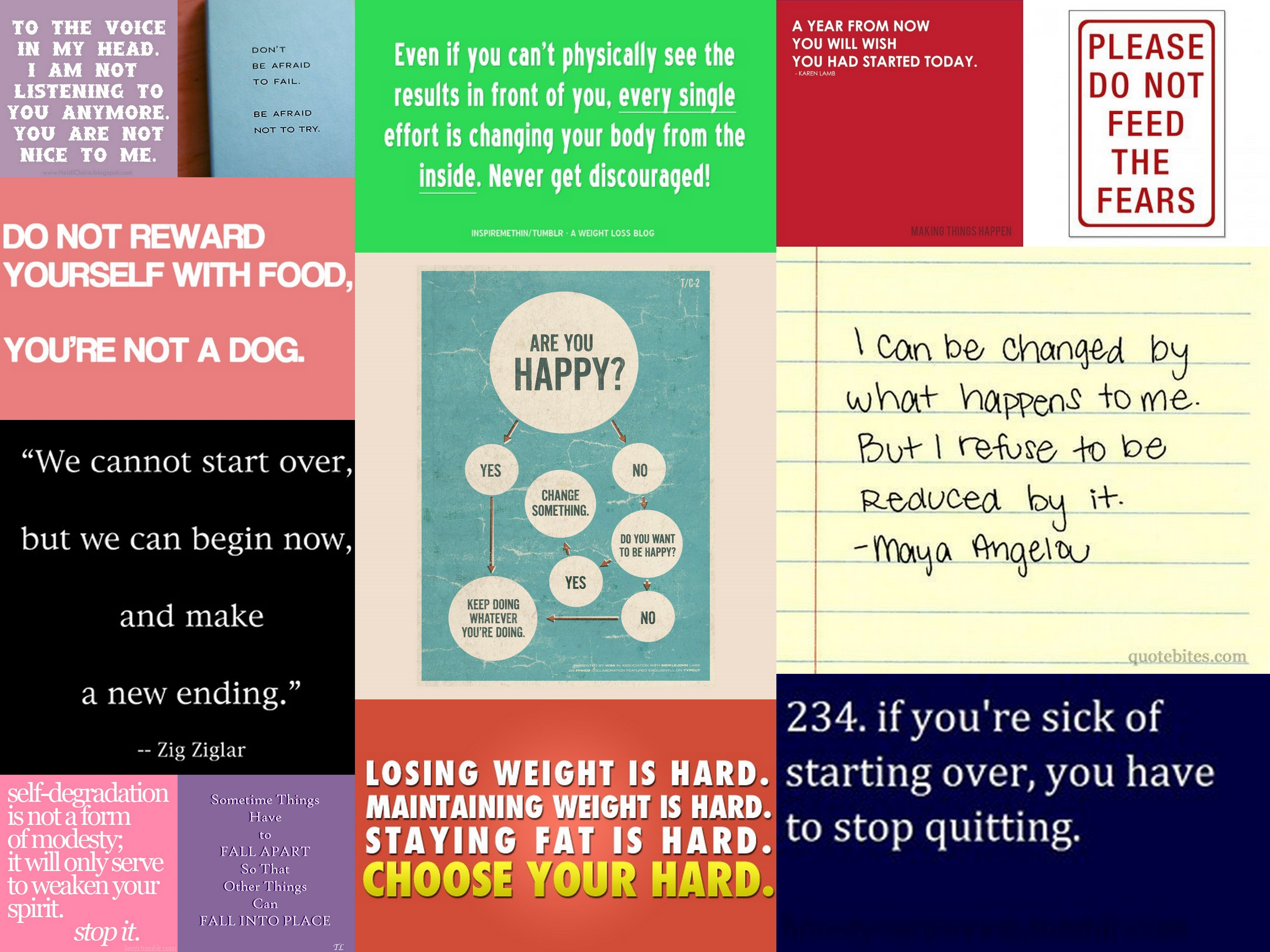Motivational Collage Backgrounds My Ds Journey Wls Blog